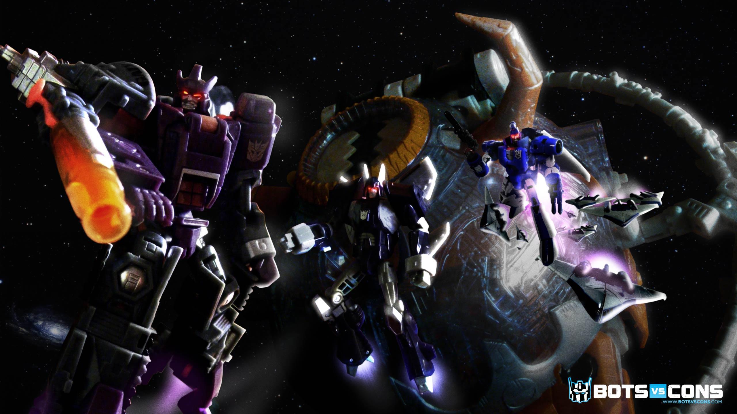 Behold Galvatron Transformers Wallpaper