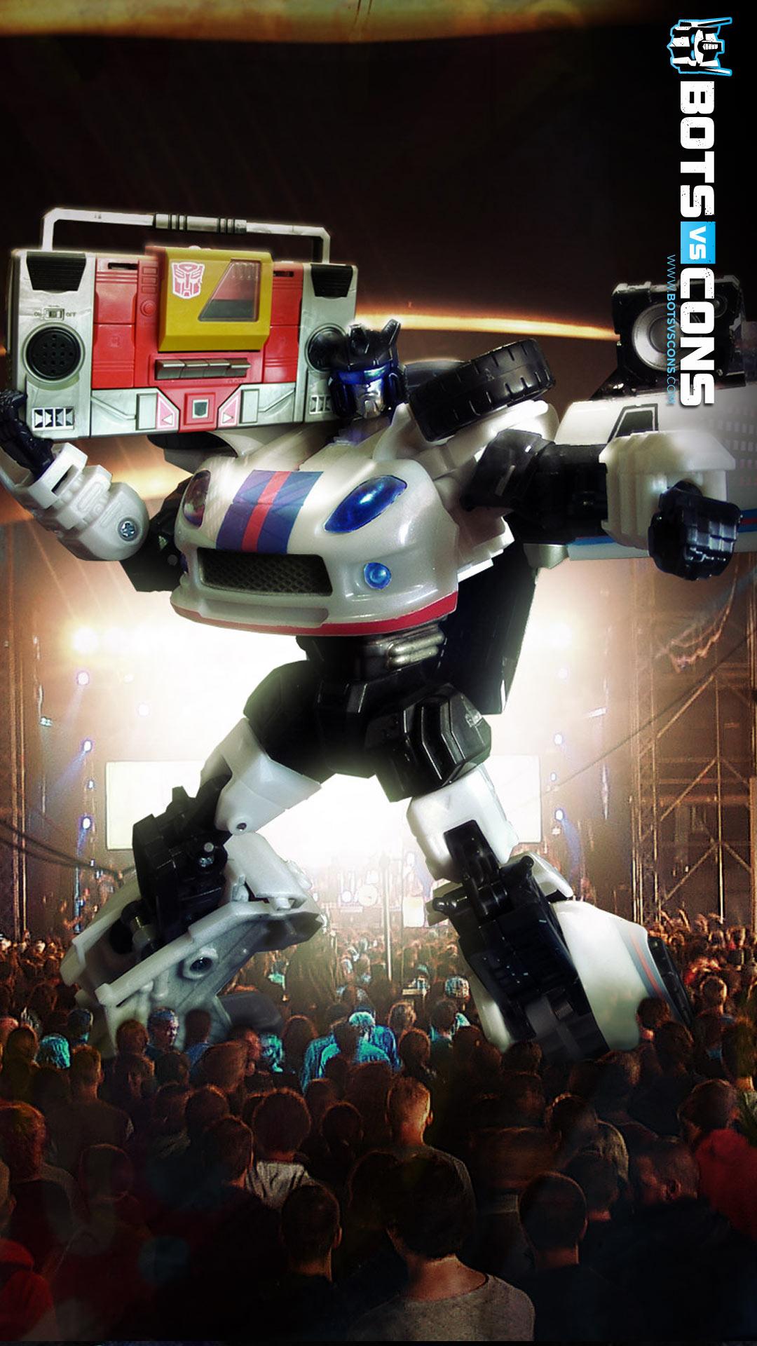 Jazz Blaster Transformers G1 Wallpaper