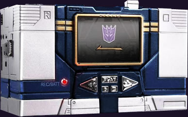 Soundwave Alt Mode