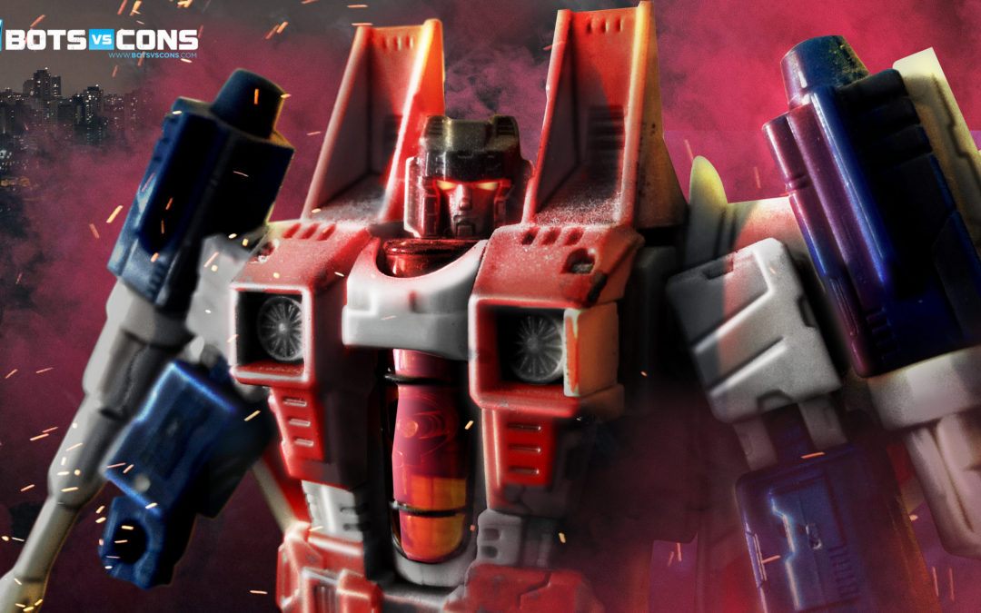 'All Hail Starscream!' Transformers Wallpaper