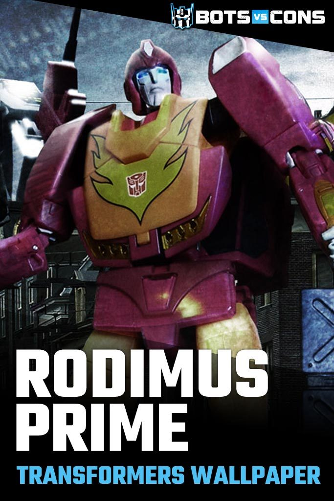 Rodimus Prime Transformers Wallpaper